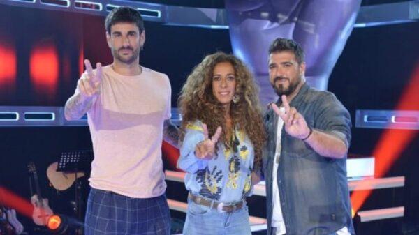 Melendi, Rosario y Antonio Orozco, jurado de 'La Voz Kids'