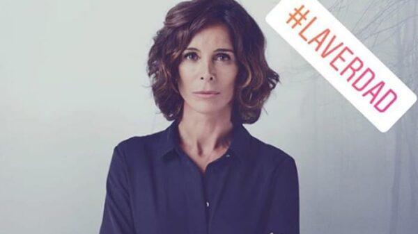 Lydia Bosch en una foto promocional de 'La Verdad'