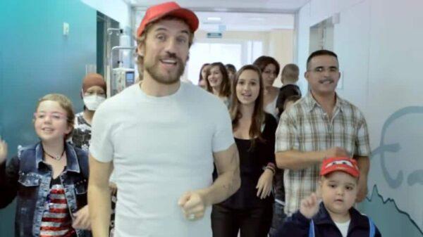 Videoclip de Macaco en colaboración con la planta de Oncología del Hospital Sant Joan de Deu