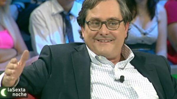 El director de 'La Razón', Paco Marhuenda