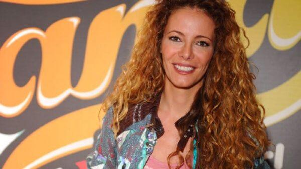 La presentadora Paula Vázquez