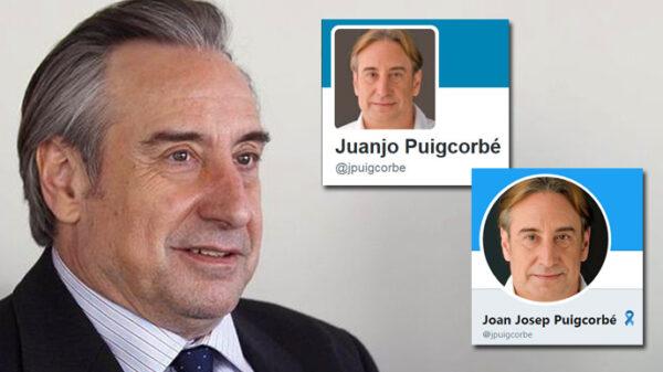 Puigcorbé y su cambio de nombre en Twitter