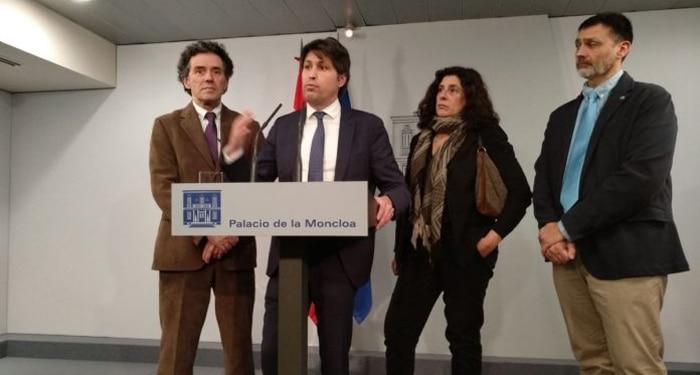 Representantes de Sociedad Civil Catalana