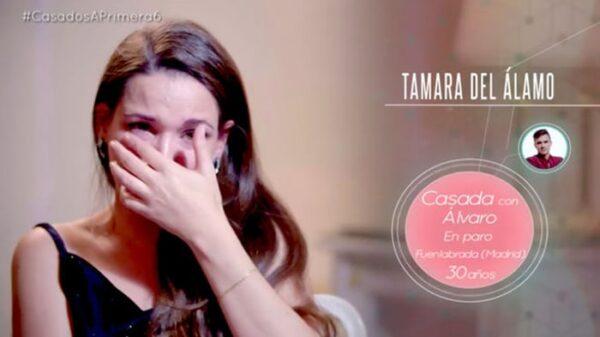 Tamara, de 'Casados a primera vista'