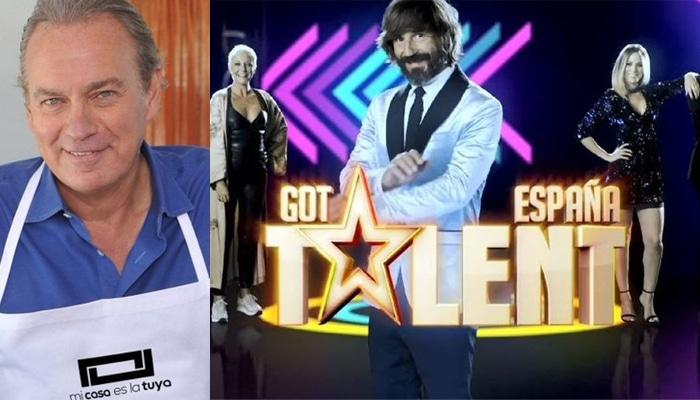 'Mi casa es la tuya' y 'Got Talent'