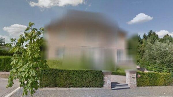 El aspecto actual de la mansión de Puigdemont en Google Maps