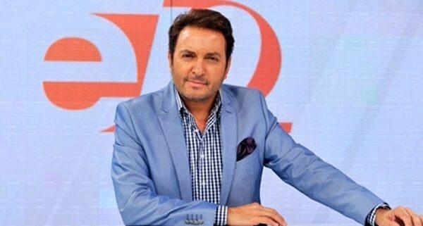 El periodista de Antena 3 Albert Castillón