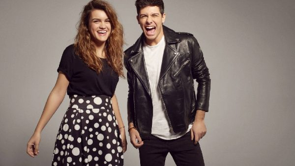 Amaia y Alfred en una imagen promocional de TVE para Eurovisión