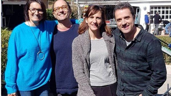 Silvia Abril, Jordi Sánchez, Malena Alterio y Daniel Guzmán