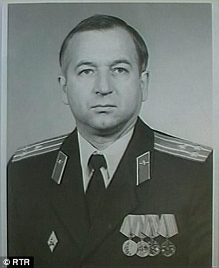El ex espía ruso Sergei Skripal en una foto antigua