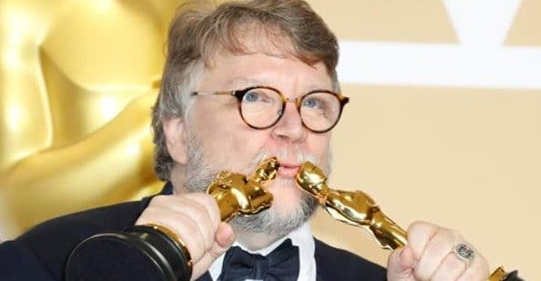 El director Guillermo del Toro