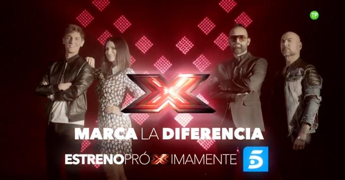 Promo de 'Factor X'