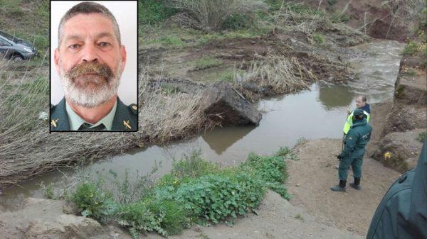 Diego, el agente de la Guardia Civil muerto en Guillena