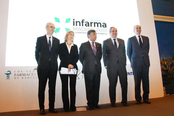 Infarma 2018 arranca con uni n de madrid y barcelona e for Oficina western union madrid