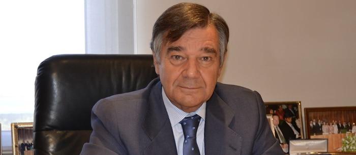 Luis González, presidente del Colegio Oficial de Farmacéuticos de Madrid