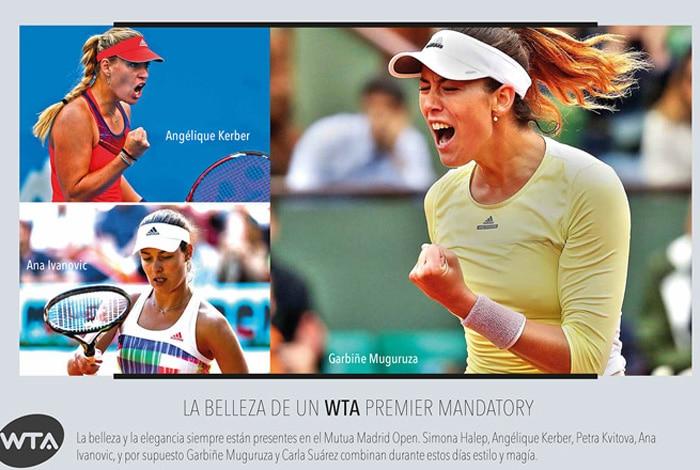 El anuncio de Mutua Madrid Open