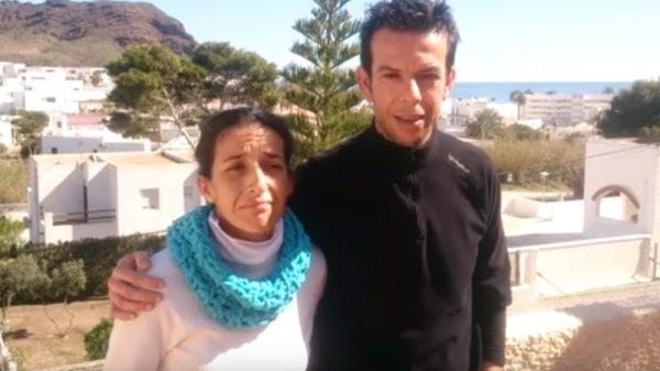 Patricia Ramírez y Ángel Cruz, padres de Gabriel