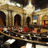 El pleno del Parlament celebrado este miércoles