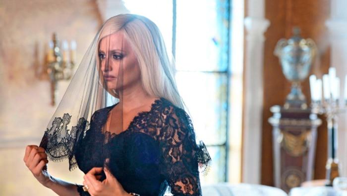 Penélope Cruz en 'El asesinato de Gianni Versace'