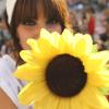 Rozalén en el videoclip de 'Girasoles'