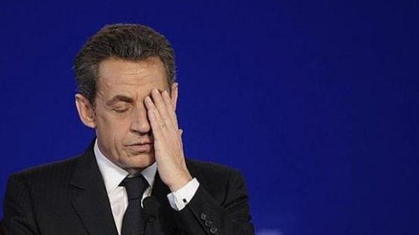 El expresidente francés Nicolás Sarkozy