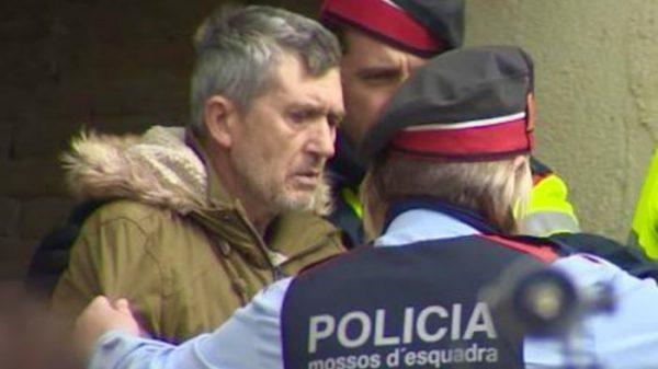 Jordi Magentí, supuesto asesino del crimen de Susqueda