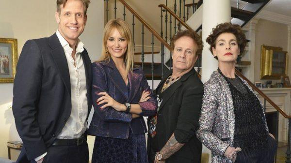 Los cuatro nuevos famosos de 'Ven a cenar conmigo'