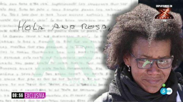 La carta de Ana Julia Quezada