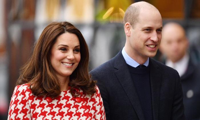 Los duques de Cambridge, Guillermo y Kate