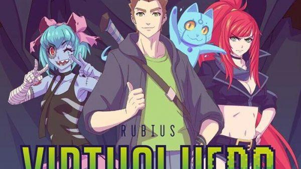 'Virtual Hero', la serie de 'El Rubius'