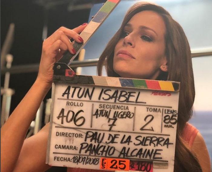 La presentadora y modelo Eva González