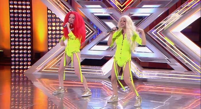 Las Supremas en 'Factor X'