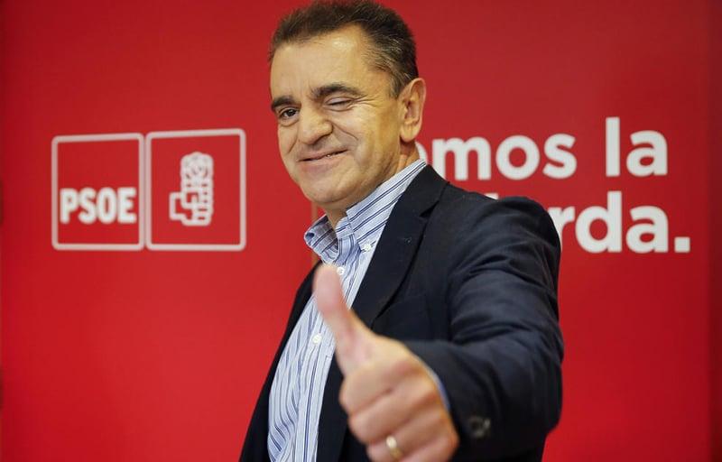 José Manuel Franco, líder del PSOE madrileño
