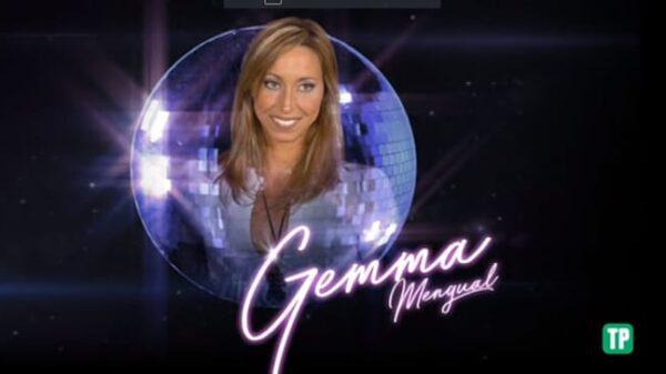 Gemma Mengal en 'Bailando con las estrellas'