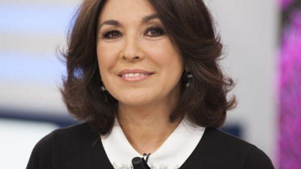 La periodista y presentadora Isabel Gemio