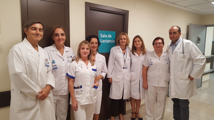 El Comité de Lactancia de la Fundación Jiménez Díaz