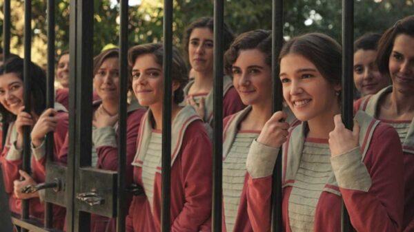 Fotograma de la serie 'La otra mirada'