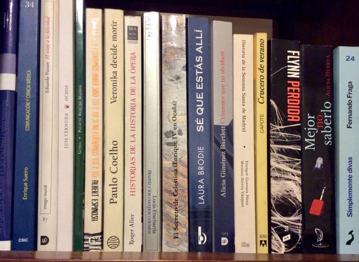 Selección de libros