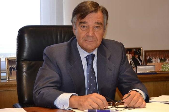 Luis González, presidente del COFM