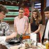 Alfred y Amaia con Samantha y Jordi en 'Masterchef 6'