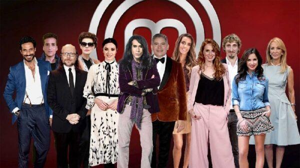 Los famosos de 'Masterchef Celebrity 3'