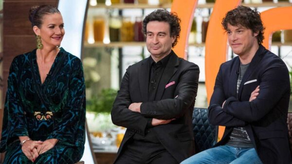 Samantha, Pepe y Jordi en 'Masterchef 6'