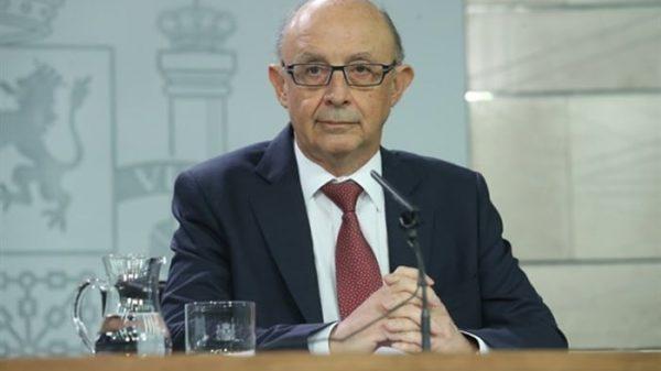 El ministro Montoro