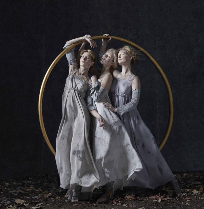 Momento de la ópera 'Das Rheingold'