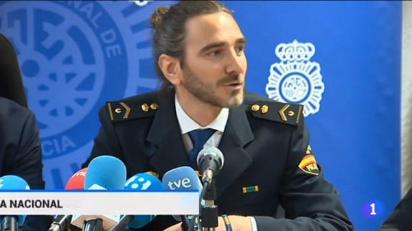 Subinspector de la Policía Nacional