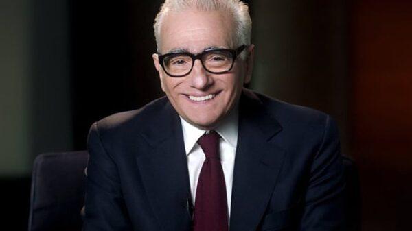 El director de cine Martin Scorsese