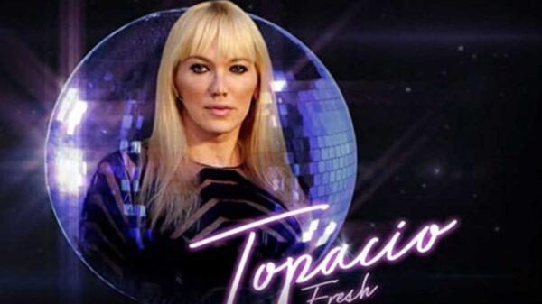 Topacio Fresh en 'Bailando con las estrellas'