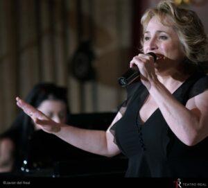 La soprano Patricia Racette