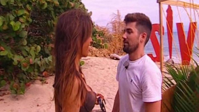 Alejandro Albalá y Sofía Suescun en 'Supervivientes'