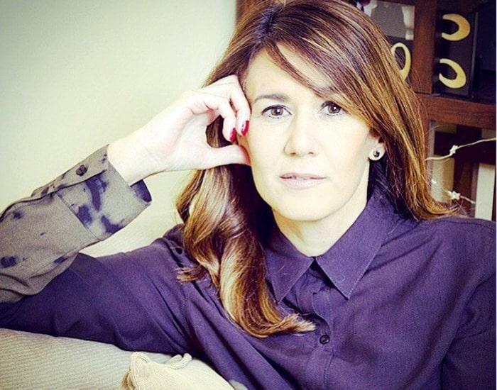 Alicia Huerta, escritora y colaboradora de 'Voz Libre'